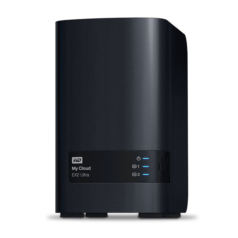 WD My Cloud Expert Series EX2 Ultra - 0/4/8/12/16TB