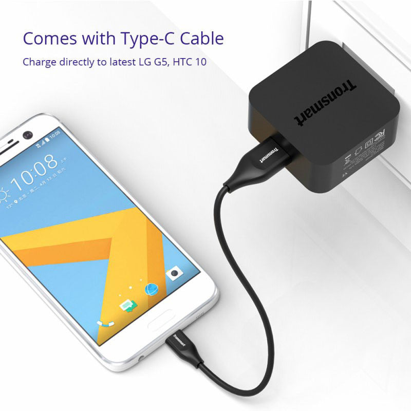 Tronsmart WC1T Quick Charge 3.0 USB Wall Charger