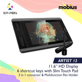 XP-Pen Artist Display 12 Drawing Tablet