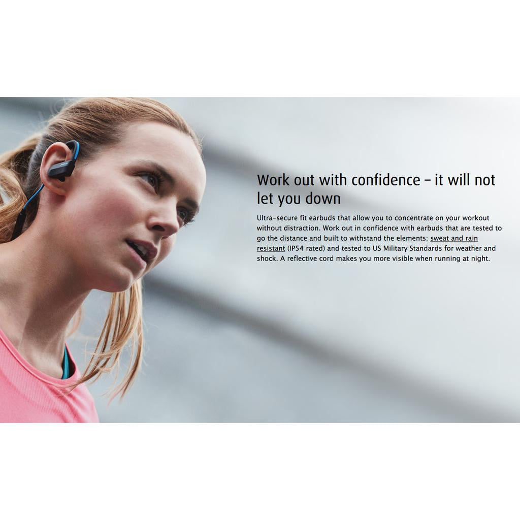 Jabra SPORT PACE Bluetooth Headset w/ Coaching