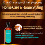 EVAS Char Char Argan Oil Hair Serum 200ml