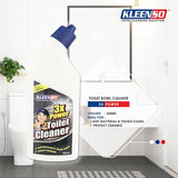 KLEENSO 3x Power Toilet Cleaner 600ML