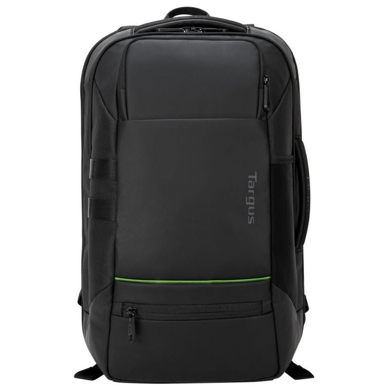"Targus 15.6"" Balance™ EcoSmart® Checkpoint-Friendly Backpack (Black)"