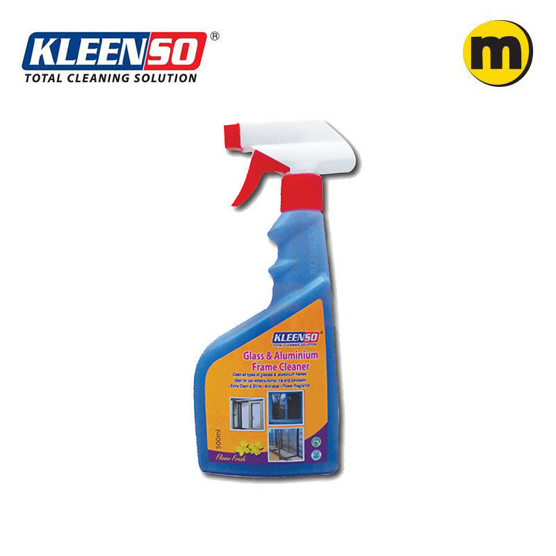 KLEENSO Anti-Dust Glass Cleaner 500ML