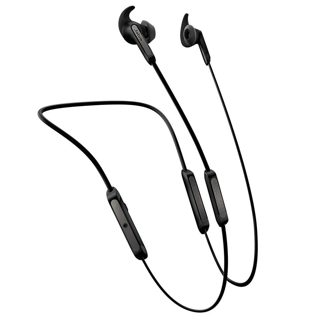 Jabra Elite 45e Wireless Bluetooth Headphone (Titanium Black/ Copper Black)