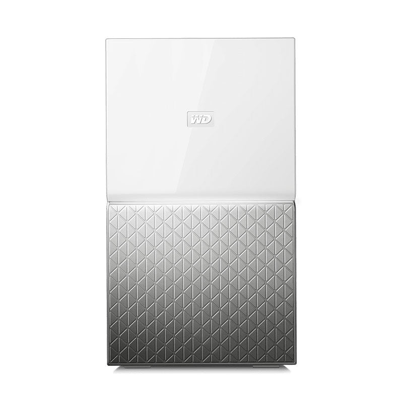 WD My Cloud Home Duo - 4/8/12/16/20TB
