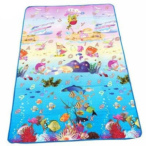 180*120*0.3cm Baby Crawling Play Puzzle Mat Children Carpet Toy Kid Game Activity Gym Developing Rug Outdoor Eva Foam Soft Floor-home textile-betahavit-China-Ocean-180CM*120CM-betahavit