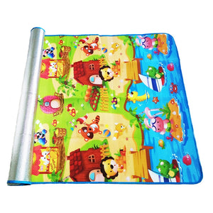 180*120*0.3cm Baby Crawling Play Puzzle Mat Children Carpet Toy Kid Game Activity Gym Developing Rug Outdoor Eva Foam Soft Floor-home textile-betahavit-betahavit