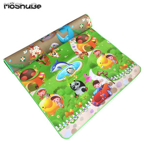 180*120*0.5cm Baby Crawling Play Mat Children Puzzle Toy Carpet Kid Game Activity Gym Developing Rug Eva Foam Soft Floor Gift-home textile-betahavit-betahavit