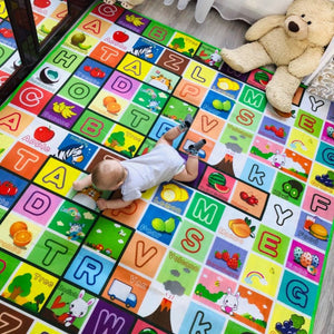 180*120*0.5cm Baby Play Mat Children Puzzle Toy Crawling Carpet Kids Rug Game Activity Gym Developing Rug Eva Foam Soft Floor-home textile-betahavit-betahavit