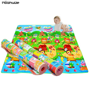 1cm 0.5cm Thick Baby Crawling Play Mat Educational Alphabet Game Rug For Children Puzzle Activity Gym Carpet Eva Foam Kid Toy-home textile-betahavit-betahavit