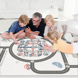 1cm Thick Kids Rug Crawling Mat Living Room Baby Play Mat Home Waterproof Gym Children's Mat Game Toys Carpet-home textile-betahavit-game-200CM*180CM-betahavit
