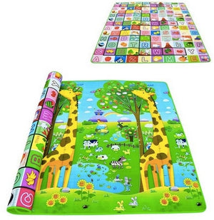 200*180*0.5cm Baby Crawling Gym Play Mat Children Puzzle Carpet Kid Toy Developing Gym Rug Eva Foam Carpet Soft Floor Playmat-home textile-betahavit-China-giraffea-200cmX180cmX0.5cm-betahavit