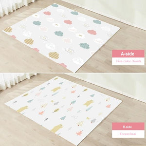 200cm*180cm Kids Rug XPE Baby Play Mat For Children Soft Floor Kids Carpet Living Room Puzzle Developing Crawling Pad Toys-home textile-betahavit-China-Gray-200cmx180cmx1.5cm-betahavit