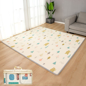 200cm*180cm Kids Rug XPE Baby Play Mat For Children Soft Floor Kids Carpet Living Room Puzzle Developing Crawling Pad Toys-home textile-betahavit-betahavit