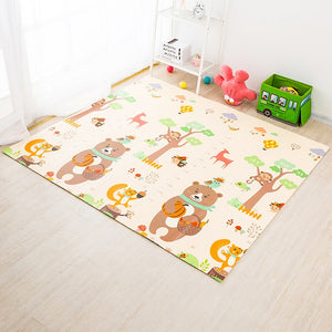 200x180cm Foldable Baby Play Mat Xpe Puzzle Toys for Children Carpet Climbing Pad Kids Rug Games Gym Activity Home Decor-home textile-betahavit-betahavit