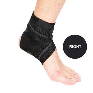 Ankle Support Strap Basketball Football Professional Adjustable Ankle Sleeve Protection Ankle Brace Sport Safety-outdoor-betahavit-B-Right Foot-L-betahavit