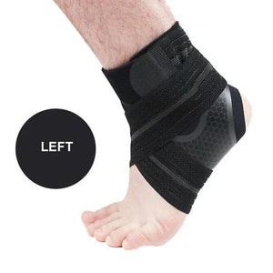Ankle Support Strap Basketball Football Professional Adjustable Ankle Sleeve Protection Ankle Brace Sport Safety-outdoor-betahavit-A-Left Foot-L-betahavit