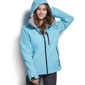 Ski Jacket Women Snowboard Jacket Ski Suit Female Winter Outdoor Warm Waterproof Windproof Breathable Clothes-outdoor-betahavit-Blue-S-betahavit