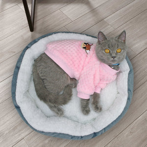 Cat Clothes Winter Cats Kitten Hoodie Cat Dog Coats Jacket Costumes Pet Puppy Dog Clothes Clothing For Chihuahua Yorkshire-home-betahavit-betahavit