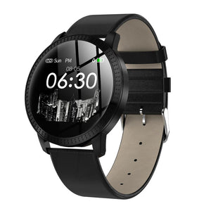 Heart Rate Monitor Bluetooth Pedometer Touch Intelligent Smartwatch-outdoor-betahavit-betahavit