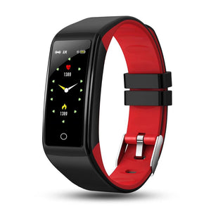 Heart rate monitor blood pressure sleep monitoring waterproof smart bracelet Bluetooth 4.0 support Android IOS-outdoor-betahavit-betahavit
