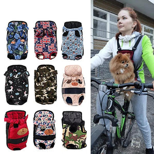 Carrier for Dogs Pet Dog Carrier Backpack Mesh Outdoor Travel Products Breathable Shoulder Handle Bags for Small Dog Cats-home-betahavit-betahavit