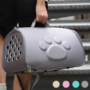 Dog Carrier Bag Portable Cats Handbag Foldable Outdoor Travel Bag Puppy Carrying Shoulder Backpack Pet Bags-home-betahavit-betahavit