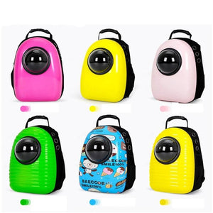 Fashion Small Pet Carrier Purse Backpack Dog Cat Travel Astronaut Capsule Bag 12 Colors styles-home-betahavit-betahavit