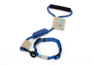 Custom Collar Suit Traction Out Traction Pet Supplies Essential Nylon 3 Colors-home-betahavit-Blue-XL-betahavit