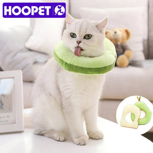 Pet Cat Dogs Health Recovery Collar Elizabethan Cotton Filling Collars Protective E- Collar for Dog and Cat Supplies-home-betahavit-betahavit