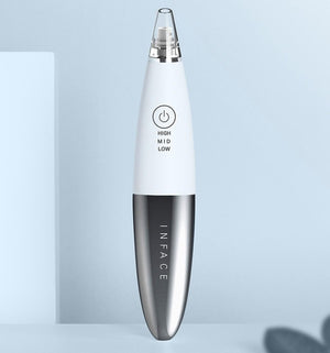 Electric Blackhead Apparatus to Blackhead Cosmetology Apparatus to Wash Pore Cleaner Healthy Tool-beauty-betahavit-White-China-betahavit