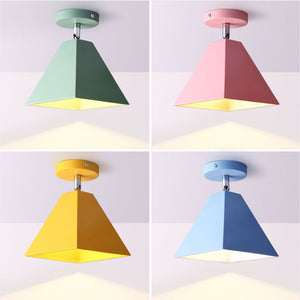 LED Ceiling Lights Corridor Ceiling Lamps Macaroon Ceiling lamps for Living room Bedroom Lights for Children room Decoration E27-home-betahavit-betahavit