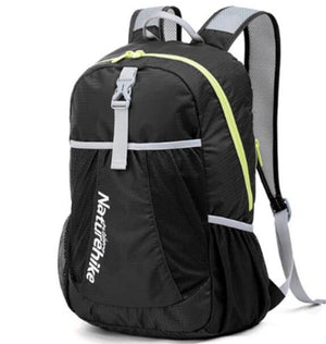 22L Ultralight Sport Backpack Travel Backpack Outdoor Leisure School Backpacks Bags NH15A119-B-outdoor-betahavit-Black Color-China-betahavit