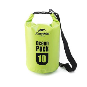 5L 10L Ocean Pack Outdoor Waterproof Bag Ultralight For Driftage Camping Swimming Travel FS15M010-J-outdoor-betahavit-Green 10L-betahavit