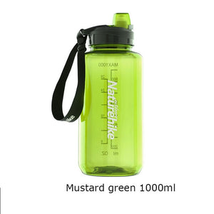1000ml/750ml Sports Water Bottle Plastic Outdoor Bicycle Bottle Sport Water bottle NH17S010-B-outdoor-betahavit-yellow 750ml-betahavit
