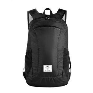 18L Foldable Lightweight Silicon Waterproof Backpack Ultralight Sport Bag NH17A012-B-outdoor-betahavit-Black-China-betahavit