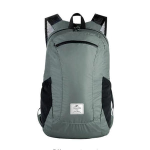 18L Foldable Lightweight Silicon Waterproof Backpack Ultralight Sport Bag NH17A012-B-outdoor-betahavit-Gray-China-betahavit