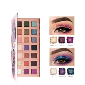 Darling Eye Shadow Palette 21 Colors Matte Shimmer Pigmented Shadows Easy to Blend Rich Color Eyeshadow For Daily Use-beauty-betahavit-9994 eyeshadow-CHINA-betahavit