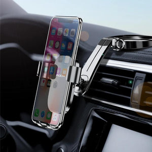 Foldable Car Phone Holder For iPhone X XS Samsung Huawei Gravity Dashboard Paste Mobile Phone Stand Universal Smartphone-electronic-betahavit-betahavit