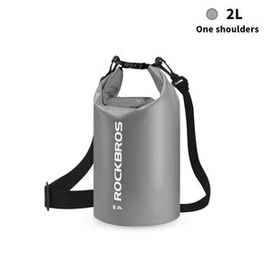 2L 5L Sport Swimming Bag Waterproof Backpack Ultralight Folding Fishing Running Outdoor Gym Sport Mini Shoulder Bgas-outdoor-betahavit-ST-001GR 2L-China-betahavit