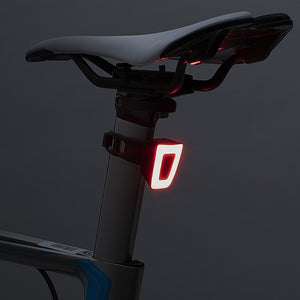 Bike Light Waterproof Cycling Helmet Taillight Lantern For Bicycle LED USB Rechargeable Safety Night Riding Rear Light-outdoor-betahavit-Helmet rear light-China-betahavit
