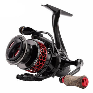 5.2:1 11BB MORPH2000 MORPH3000 Spinning Fishing Reel C60 Carbon Fiber Body Aluminum Spool Spinning Wheel Carp Fishing-outdoor-betahavit-11-2000 Series-China-betahavit