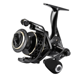 ARCHER 4.9:1 5.2:1 Spinning Reel Ultr-light Fishing Reel 8+1BB 13KG 28.7LBS Max Drag Power Freshwater Fishing Tackle-outdoor-betahavit-6000 Series-China-betahavit