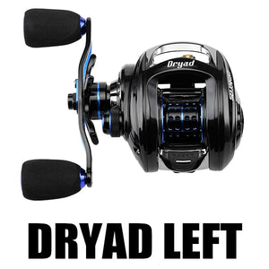 DRYAD /PLUS Anti-corrosion Baitcasting Reel 7.6:1 7.0:1 High Speed 12BB Fishing Reel Fishing Tackle Saltwater Fishing-outdoor-betahavit-DRYAD Left-12-China-betahavit