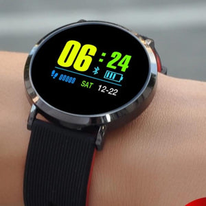Android waterproof Blood Pressure Smartwatch Tracker Heart Rate Fitness intelligent smartwatch-outdoor-betahavit-betahavit