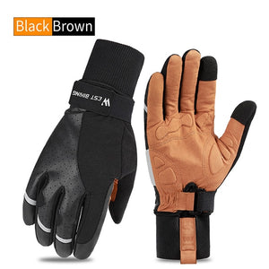 -10°C Winter Gloves Touchscreen Thermal Gloves For Cycling Motorcycle Running Sport Men Women Windproof Warm Gloves-outdoor-betahavit-Winter Gloves-M-China-betahavit