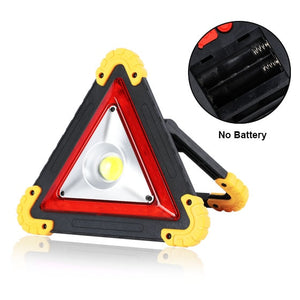 800 LM Camping Light Spotlight Work LED USB Rechargeable Warning Light For Hunting Camping Lantern Outdoor Tools-outdoor-betahavit-Yellow no Battery-betahavit