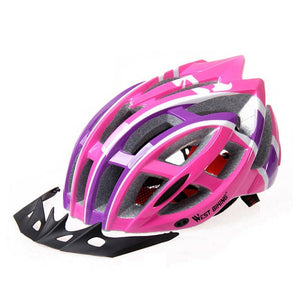 Adult Bicycle Helmet EPS Cycle BMX MTB Racing Cycling 28 Vents Capacete Bike Carbon Helmets with Insect Net-outdoor-betahavit-Rose-betahavit