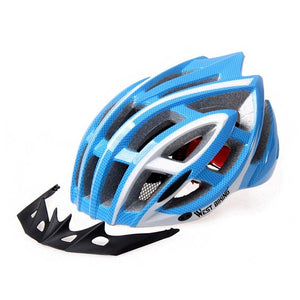 Adult Bicycle Helmet EPS Cycle BMX MTB Racing Cycling 28 Vents Capacete Bike Carbon Helmets with Insect Net-outdoor-betahavit-Blue-betahavit